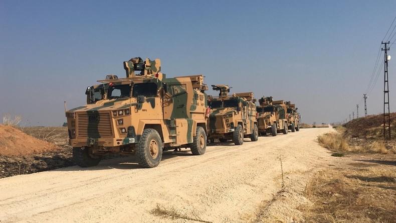 Erdoğan: Operation in Nordsyrien wird weitergehen
