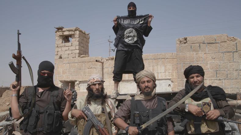 Ankara Türkei liefert ab Montag ausländische IS-Terroristen an ihre Herkunftsländer aus