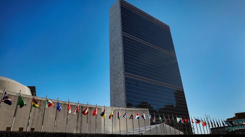 Erster Ausschuss der UNO lehnt Russlands Vorschlag zur Verlegung des Tagungsortes ab