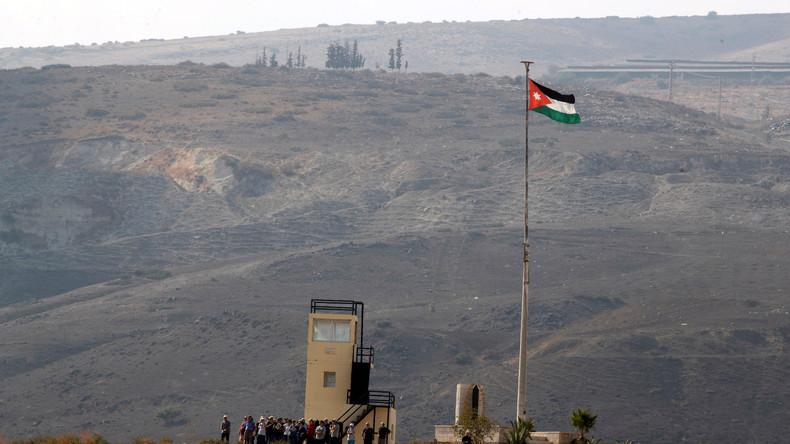 """Forderung aus Israel abgelehnt: Jordanien setzt """"volle Souveränität"""" im Grenzgebiet zu Israel durch"""