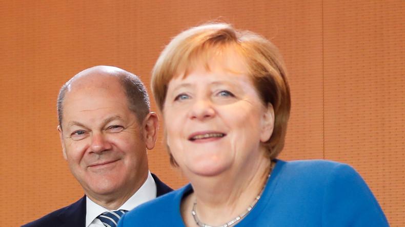 Große Koalition einigt sich im Streit um Grundrente