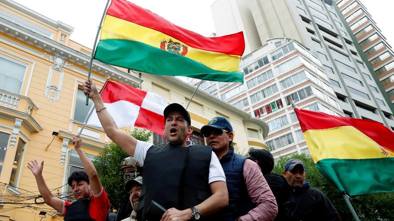 Nach Putsch in Bolivien: Mexiko bietet Morales Asyl an