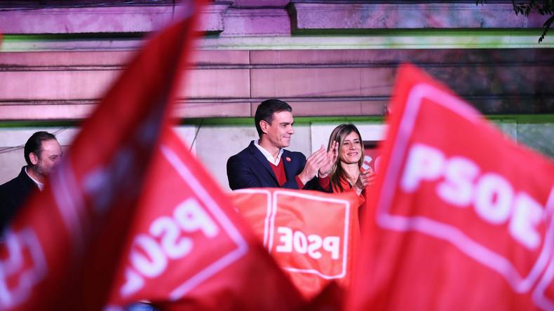 Parlamentswahl in Spanien: Politische Blockade dauert an, Rechtsextreme legen zu