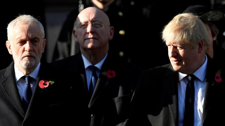 Leichte Wahl: Boris Johnson statt Jeremy Corbyn im Sinne der deutschen Wirtschaft