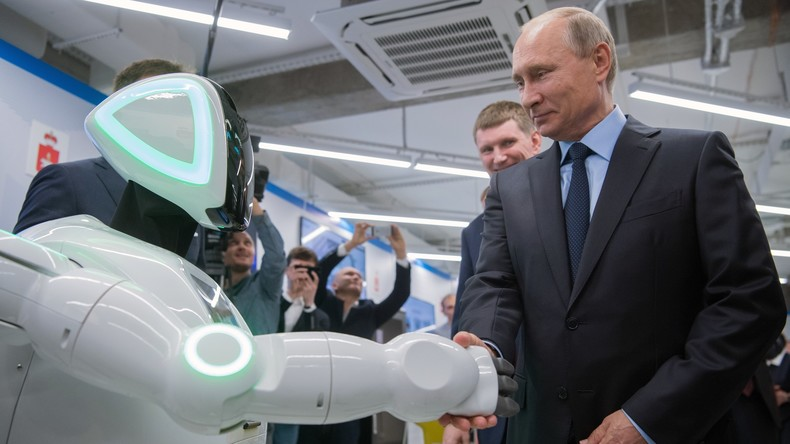 Putin fordert Ethik-Kodex für Umgang mit Künstlicher Intelligenz
