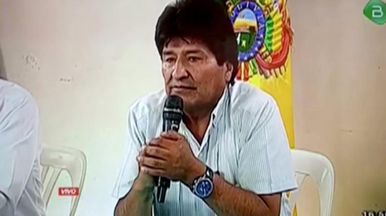 """Jeremy Corbyn: Morales durch """"Putsch gegen das bolivianische Volk"""" aus dem Amt gejagt"""