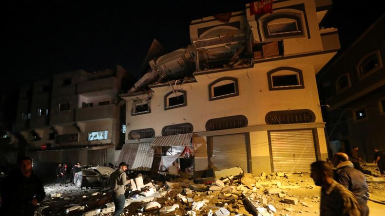 Kommandant des Islamischen Dschihad in Gaza getötet – Terrormiliz schwört Vergeltung