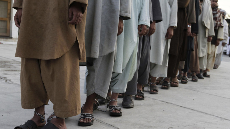 Gefangenenaustausch für den Frieden in Afghanistan: Gefangene Taliban gegen ausländische Geiseln