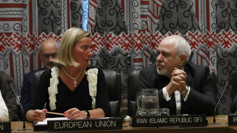 Frankreich, Deutschland und Großbritannien fordern vom Iran Einhaltung des Atomabkommens