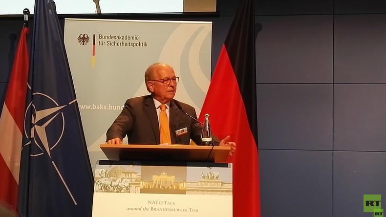 """NATO-Talk in Berlin: """"Herzlich willkommen auf der Intensivstation"""""""