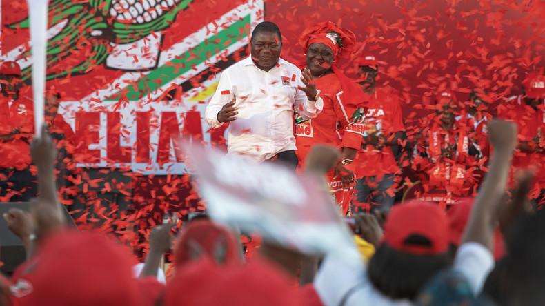 """Erste """"Machtdemonstration""""? EU verlangt Überprüfung der freien Wahlen in Mosambik"""