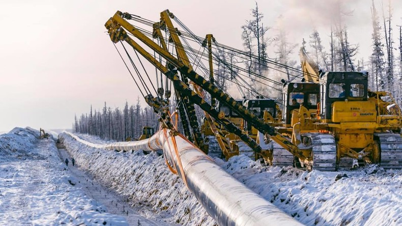 Putin und Xi nehmen im Dezember an Inbetriebnahme von strategischer Erdgaspipeline teil
