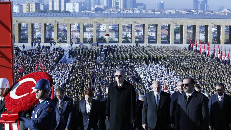 Nach Syrien-Einmarsch: Zustimmungswerte für Erdoğan steigen