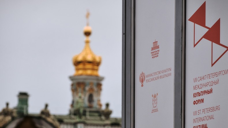 Achtes Internationales Kulturforum in Sankt Petersburg – Einblick ins Veranstaltungsprogramm