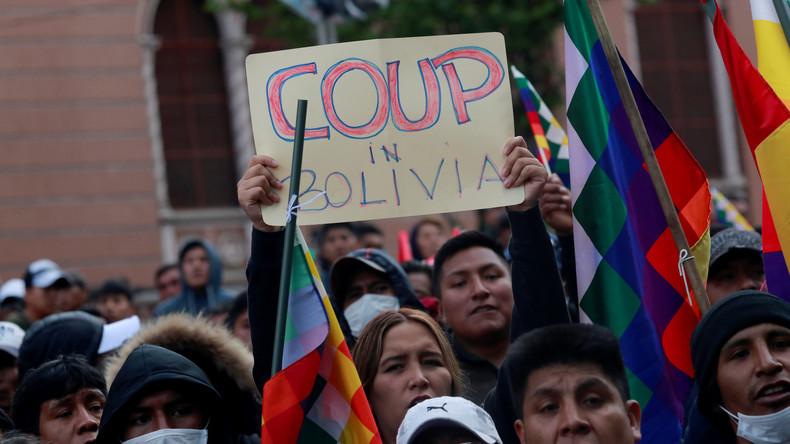"""Bolivien: Twitter-Troll-Armee macht Stimmung für Putsch – US-Senator beklagt """"Putins Desinformation"""""""
