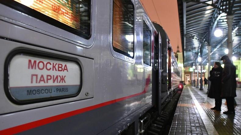 Ab Dezember: Direkte Zugverbindung von Saarbrücken nach Moskau