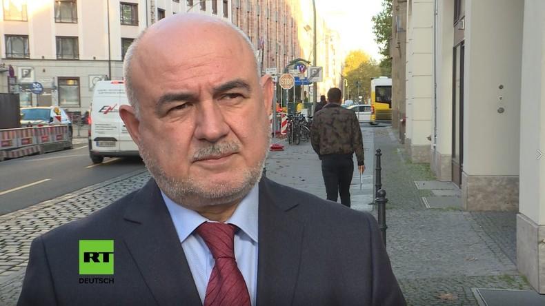 """Außenminister Südossetiens zu RT Deutsch: """"Wir sollten ausgelöscht werden"""" (Video)"""