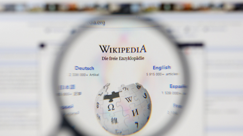Wikipedia hübscht Eintrag über toten Weißhelm-Gründer auf (Video)