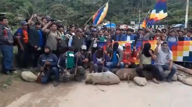 Alle Zeichen auf Bürgerkrieg? Bolivien nach erzwungenem Rücktritt von Präsident Evo Morales
