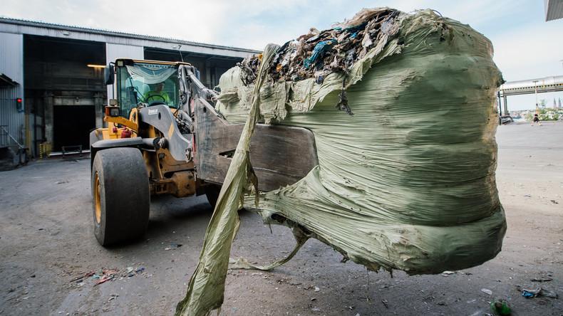 Müll aus der Steckdose: Recycling-Vorbild Schweden importiert Abfälle aus anderen EU-Ländern