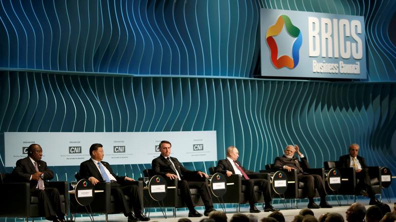 BRICS sind Chance auf einen weltweiten Wandel – USA und EU mit internen Kämpfen beschäftigt