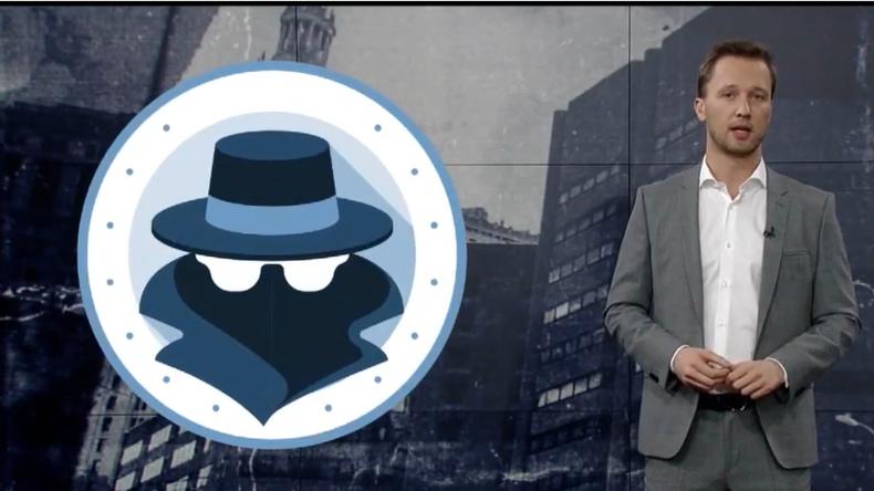 Fall Epstein und ein geleaktes Video: US-Sender ABC News macht Jagd auf den Whistleblower (Video)