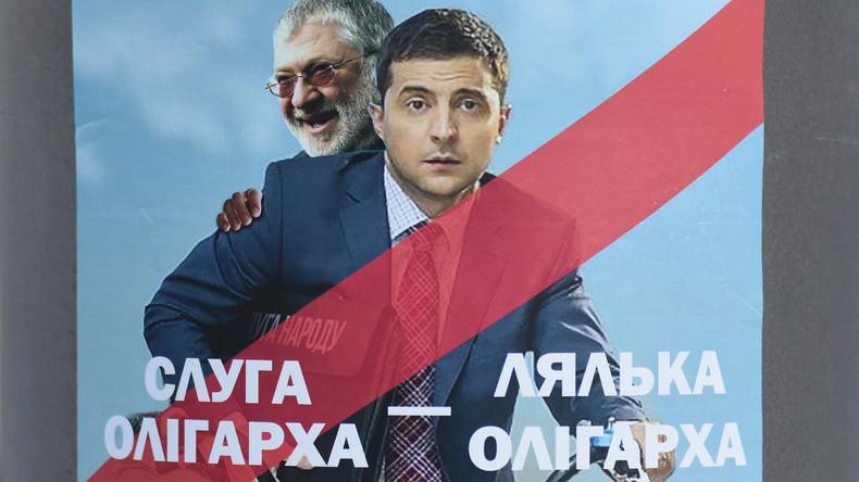 Ukrainischer Oligarch: NATO soll sich Pampers kaufen