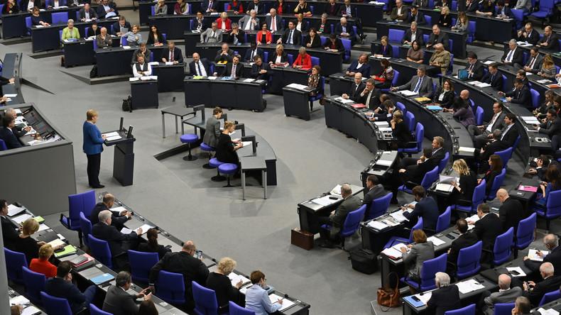 LIVE: 128. Sitzung des Deutschen Bundestags – Klimaschutz, Nahostkonflikt, Arbeitslosenversicherung