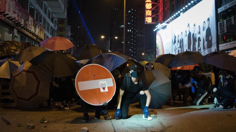 Hongkong: Proteste werden immer gewalttätiger – Bürger beginnen sich gegen Protestler zu wehren