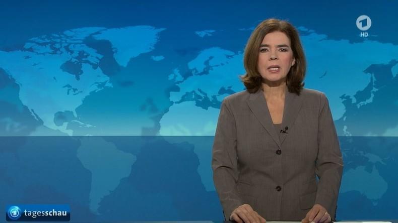 Wegen Streik beim NDR: Tagesschau bleibt ohne Hintergrundbilder