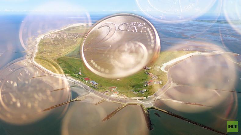 Kein Kleingeld mehr auf Wangerooge: Insel schafft Kupfermünzen ab (Video)