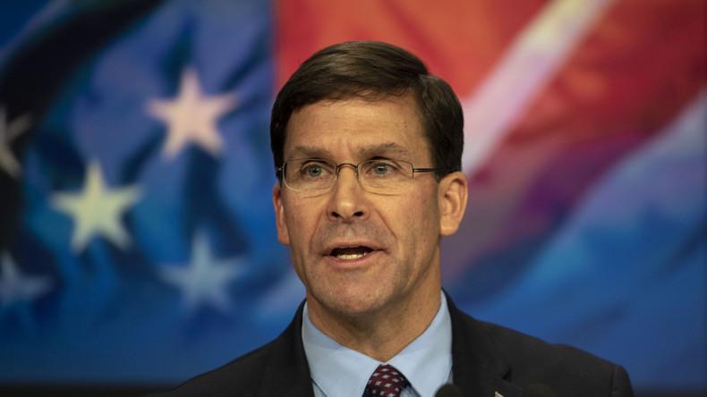 USA bitten Südkorea für Truppenstationierung zur Kasse