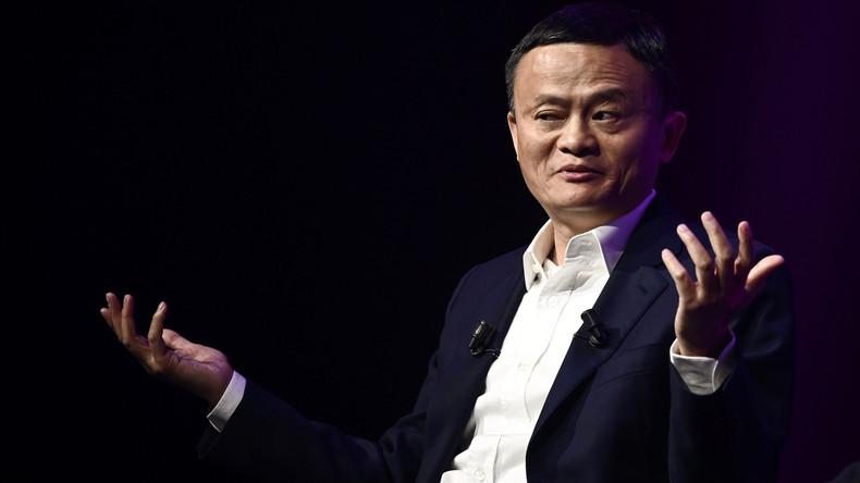 Alibabas Jack Ma zu Handelsstreit: Spannungen zwischen China und den USA könnten 20 Jahre andauern