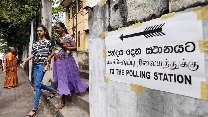 Deepfakes und verhinderte Wahlbeobachter: Kopf-an-Kopf-Rennen ums Präsidentenamt in Sri Lanka
