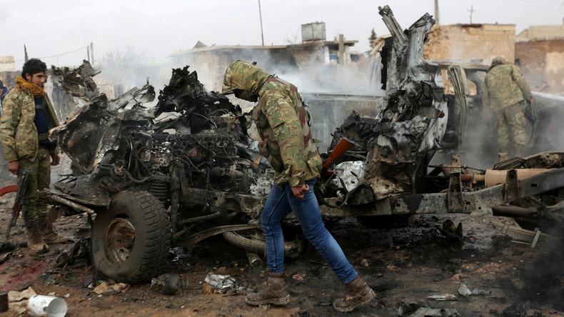 Mindestens 15 Tote und weitere Verletzte durch Autobombe in Nordsyrien