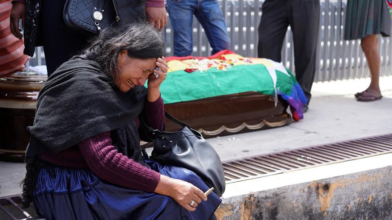 Neun Tote bei gewalttätigen Auseinandersetzungen in Bolivien