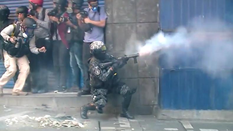 Bolivien: Zusammenstöße zwischen Polizei und Morales-Anhängern – UN zeigt sich besorgt