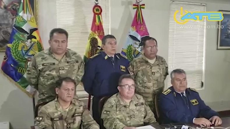 Putsch in Bolivien, IS-Rückkehrer, Wagenknecht-Rückzug: Ein Wochenrückblick auf den medialen Abgrund
