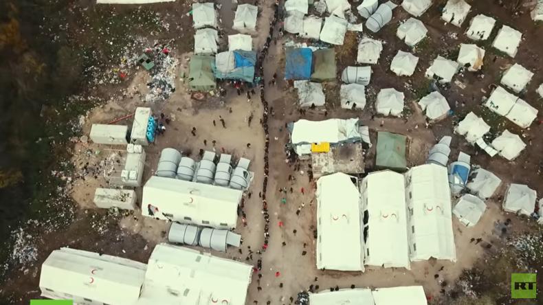 Seehofer will das EU-Asylsystem durch Schaffung einer neuen Agentur umkrempeln