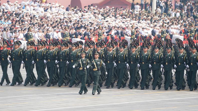 Klare Ansage aus Peking an USA: Keine Provokationen im Südchinesischen Meer!