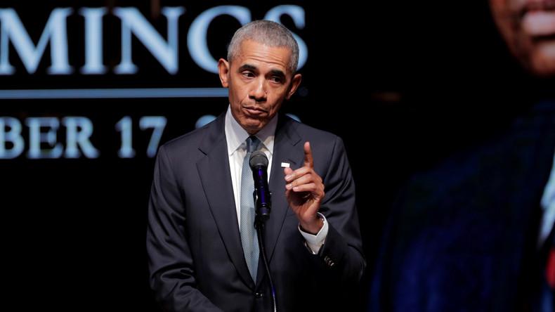 """""""Durchschnittsamerikaner will keinen Systemwechsel"""" – Obama warnt vor """"Linksschwenk"""" der Demokraten"""