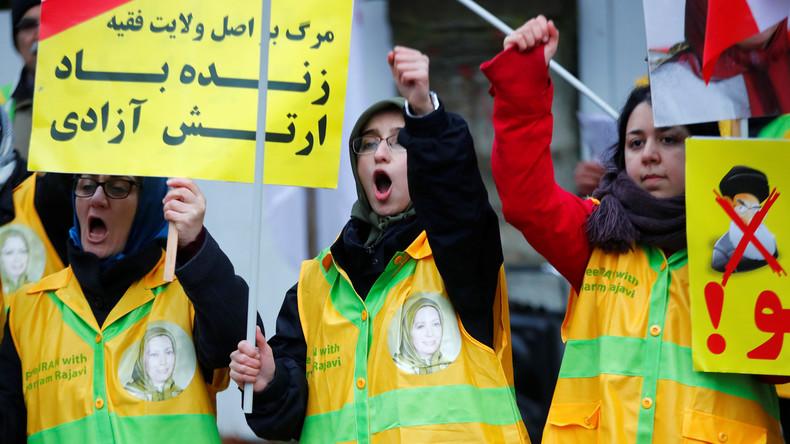 Unruhen und Ausschreitungen im Iran nach drastischer Erhöhung der Benzinpreise (Video)