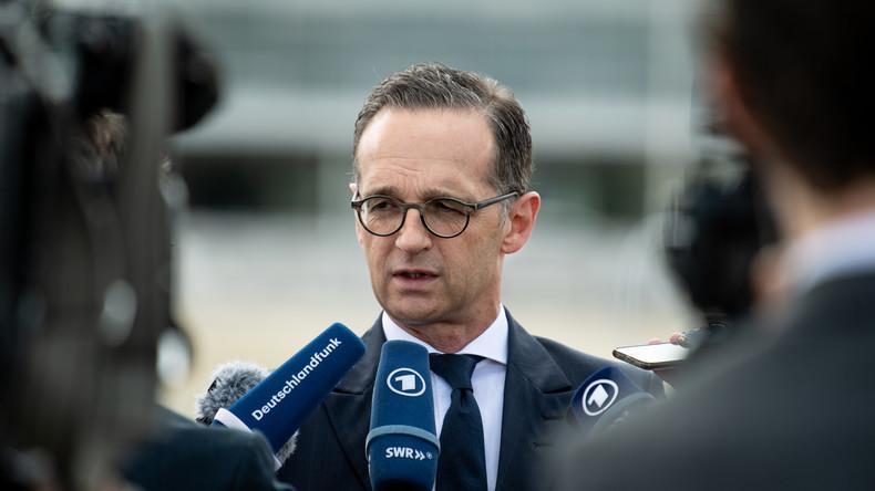 Kritik- und faktenfrei: Wie ARD und Heiko Maas gemeinsam die Meinungsbildung manipulieren