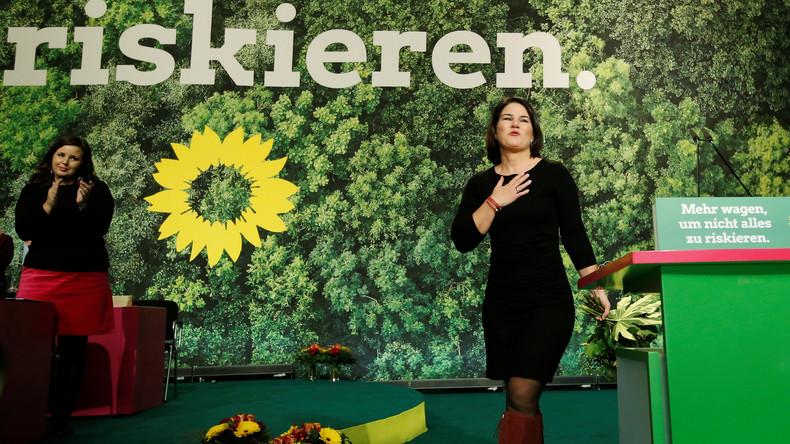"""Fazit des Grünen-Parteitags: """"Mit Feminismus die Klimakrise bekämpfen"""""""