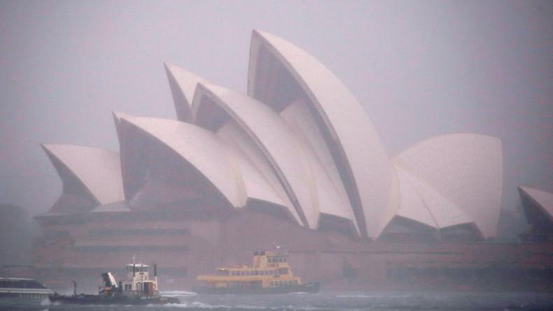 """Australien geht gegen """"Chinesischen Einfluss"""" vor (Video)"""
