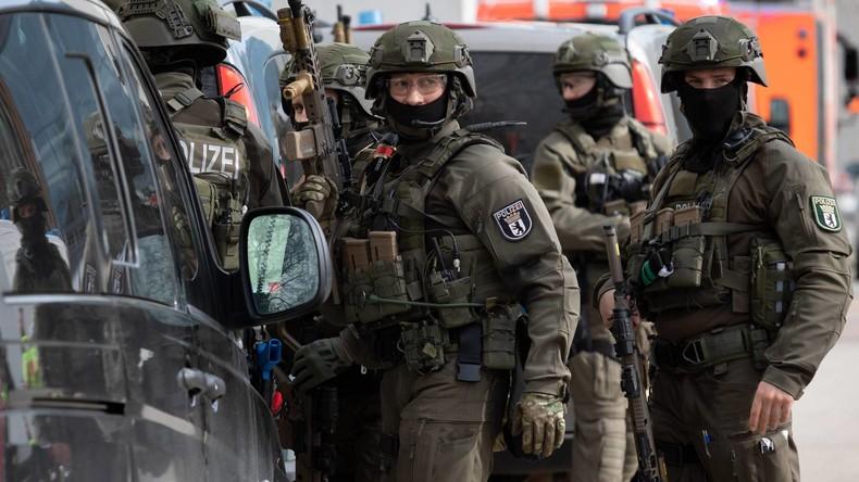 Terrorverdacht: Polizei nimmt Syrer in Berlin fest – Verdächtiger arbeitete in einer Grundschule