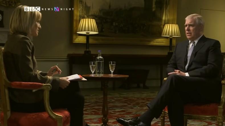 Epstein-Skandal: Erklärungsversuche von Prinz Andrew geraten zum PR-Desaster
