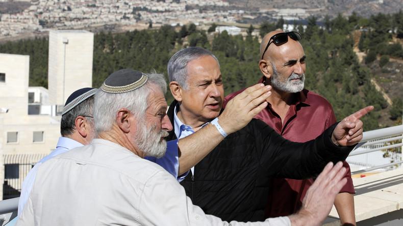 So schnell kann's gehen: Netanjahu gibt grünes Licht für neues Annexionsgesetz