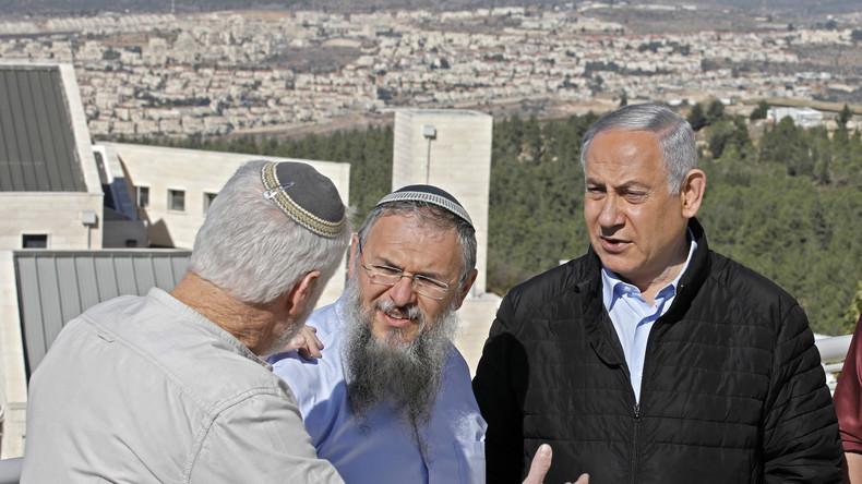 """USA erklären israelische Siedlungen für """"nicht illegal"""" (Video)"""