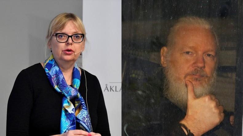 Schwedische Staatsanwaltschaft stellt Ermittlungen gegen WikiLeaks-Gründer Julian Assange ein